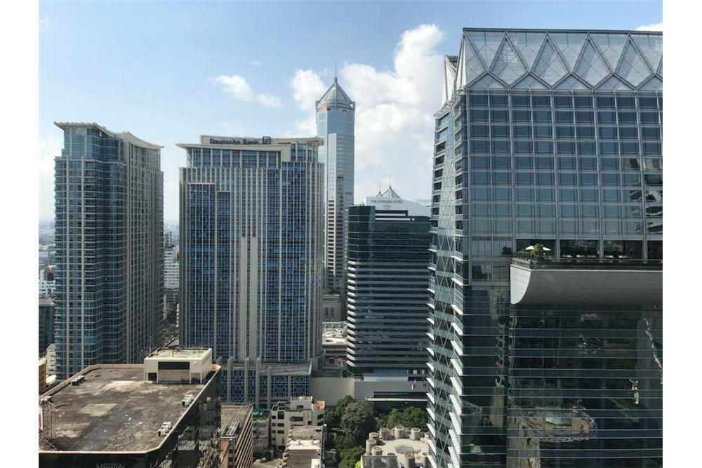RE/MAX Properties Agency's Noble Ploenchit 1bedroom for rent, high floor 7