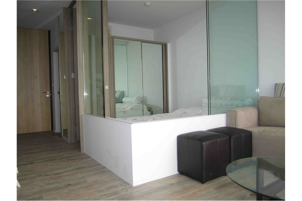 RE/MAX Properties Agency's FOR RENT THE ISSARA LADPRAO STUDIO 34 SQM 3