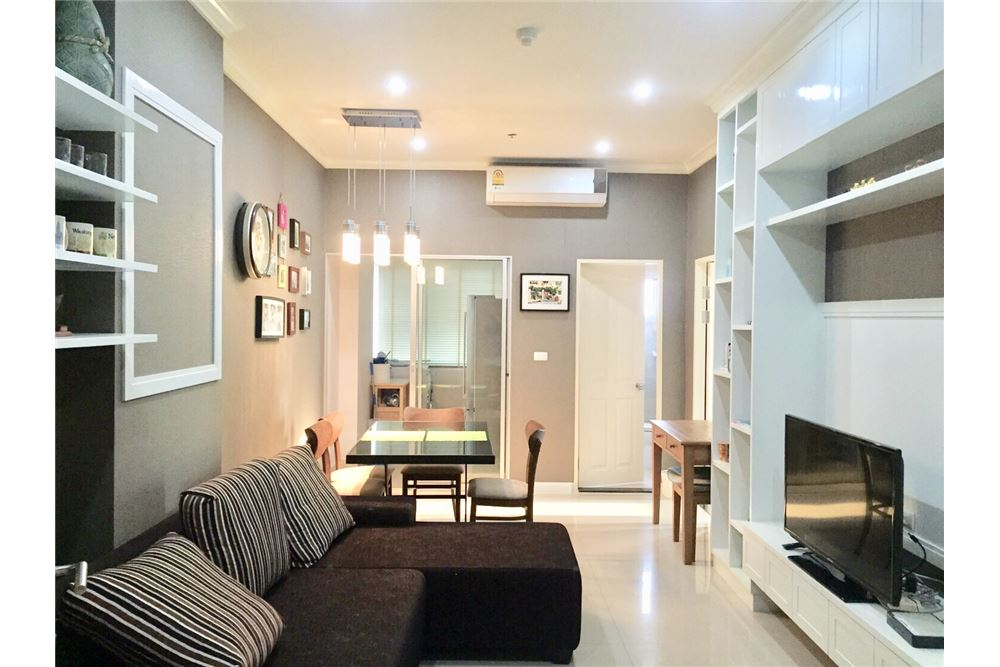 RE/MAX Executive Homes Agency's Condominium For Sale  2 Bedroom Asoke-Ratchada 2