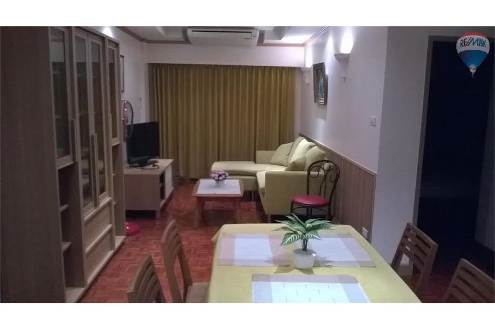 RE/MAX Properties Agency's FOR RENT  PRASANMIT CONDOMINIUM   1BED 60SQM 2
