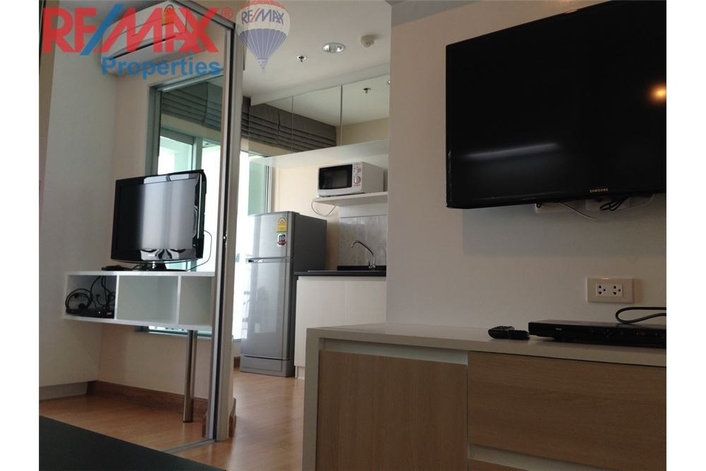 RE/MAX Properties Agency's RENT 1 Bedroom 28 Sq.m at Aspire Rama 4 10