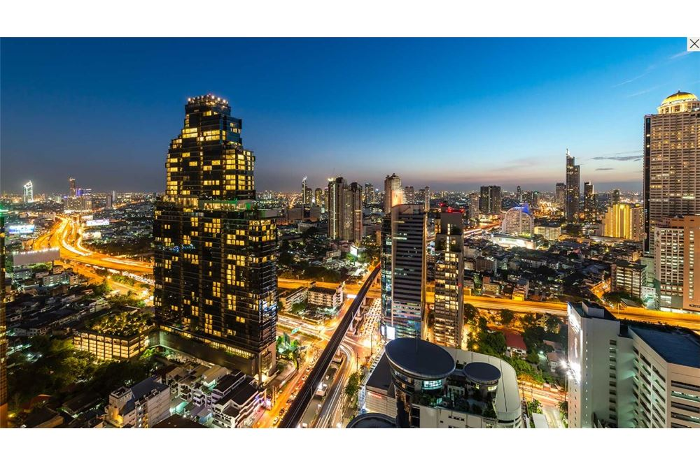 RE/MAX Executive Homes Agency's The Bangkok Sathorn - 1 bed Luxury Apartment 1