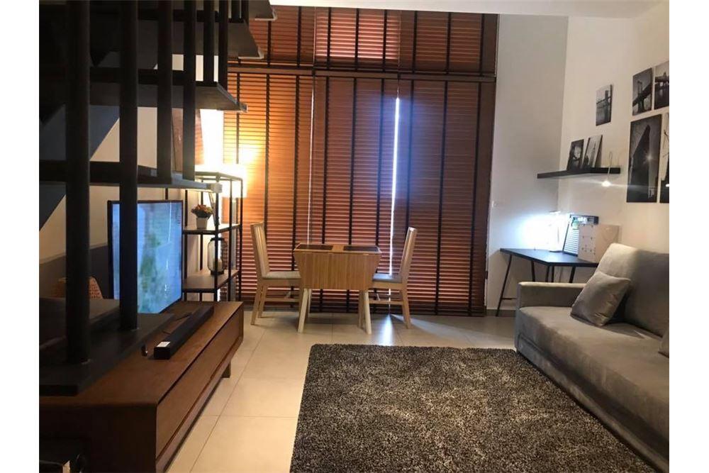 RE/MAX Properties Agency's RENT The Lofts Ekkamai Duplex 47SQM. 1