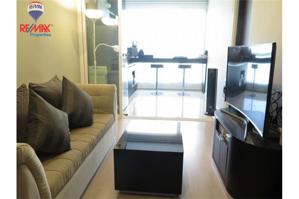 RE/MAX Properties Agency's FOR RENT  RHYTHM SUKHUMVIT 44/1  1BED 45SQM 4