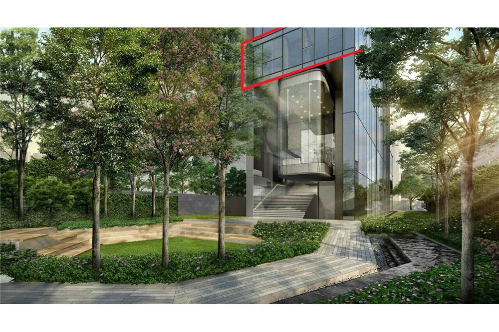 RE/MAX Executive Homes Agency's Off Plan 2 Bedroom for Sale Line Sathorn 3