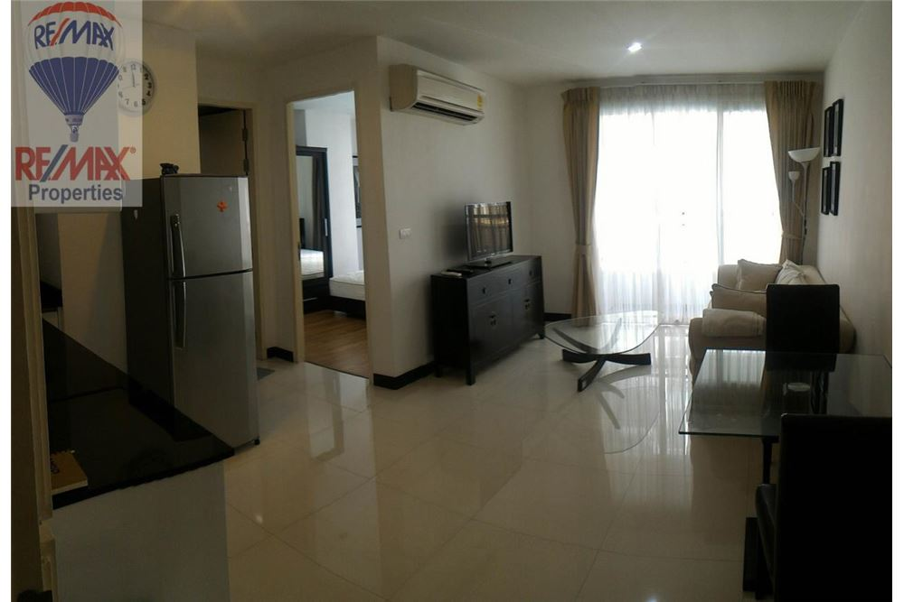 RE/MAX Properties Agency's FOR RENT Voque Sukhumvit 16 1BED 40SQM. 2