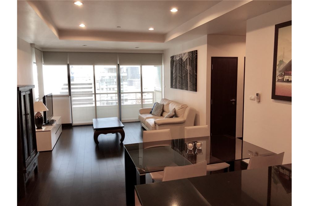 RE/MAX Executive Homes Agency's Spacious 2 Bedroom for Rent Sathorn Gardens 1