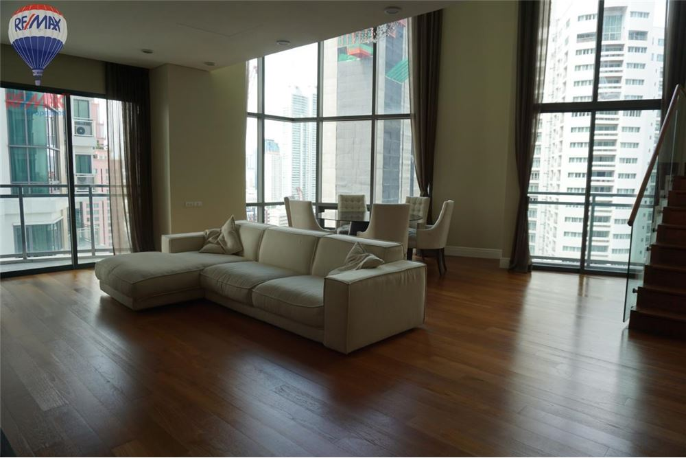 RE/MAX Properties Agency's FOR RENT  Bright Sukhumvit 24  3BED 189SQM 2