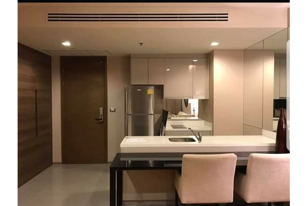 RE/MAX Executive Homes Agency's Spacious 1 Bedroom for Sale Address Sathorn 7