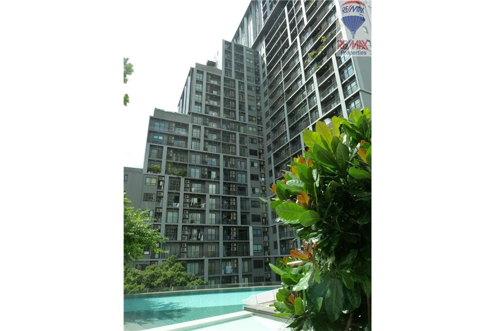 RE/MAX Properties Agency's Superb 1-bedroom unit in 28th floor of Seed Mingle 19