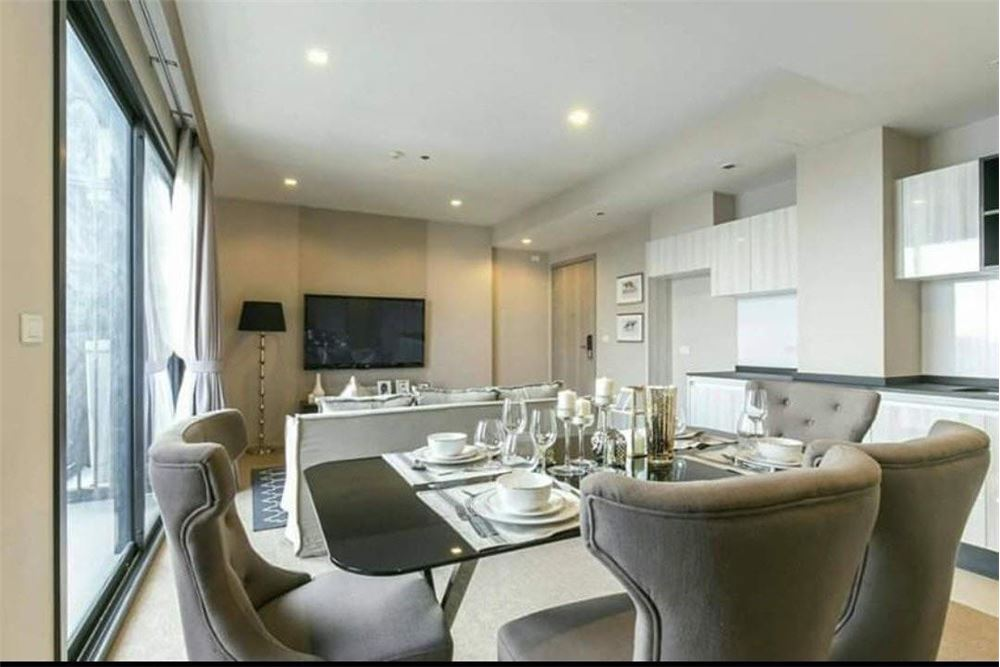 RE/MAX CASA Agency's Luxury Duplex at HQ thonglor rent 70,000 Baht 3