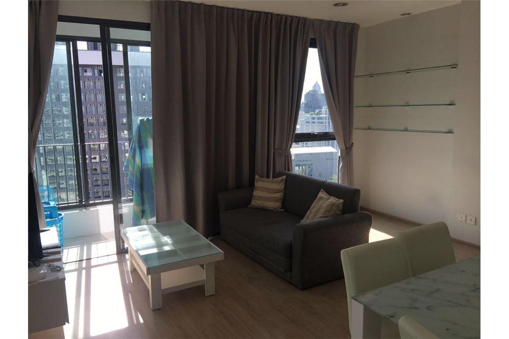 RE/MAX Properties Agency's Rent Ideo Q Ratchathewi 2bedroom on high floor 5