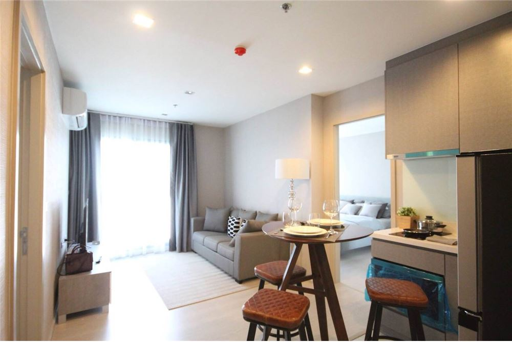 RE/MAX Properties Agency's RENT Rhythm Sukhumvit 36-38 2BED 58SQM. 1