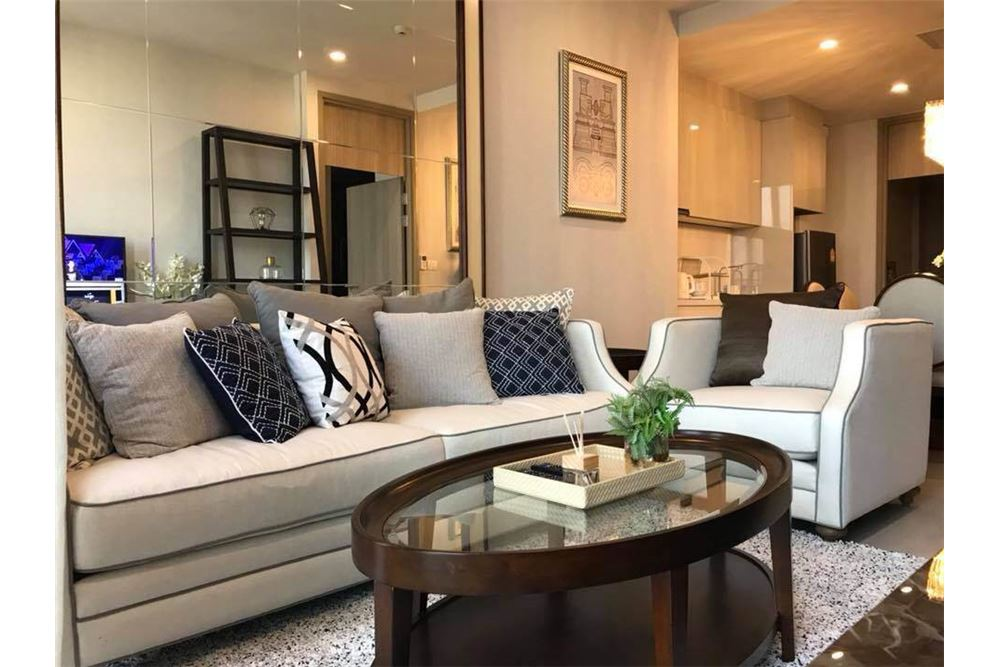RE/MAX Properties Agency's RENT Noble Ploenchit 2BED 70SQM. 1