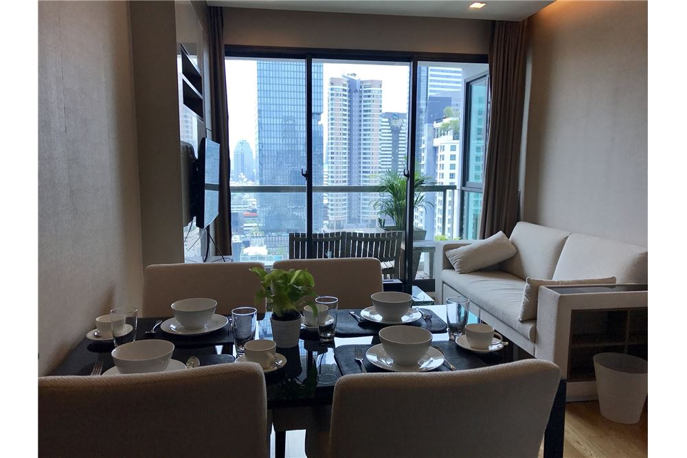 RE/MAX Executive Homes Agency's Beautiful 2 Bedroom for Rent Address Sathorn 5
