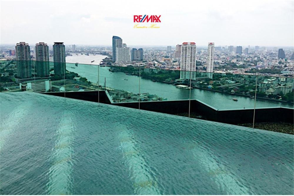 RE/MAX Executive Homes Agency's Condominium for rent - Sathorn 10