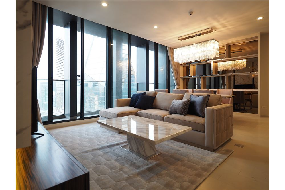 RE/MAX Properties Agency's RENT Noble Ploenchit 2BED 117.67SQM. 1