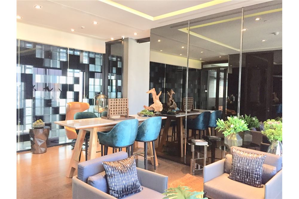 RE/MAX Properties Agency's For rent Ashton Asoke 1 Bed 35 sqm 5