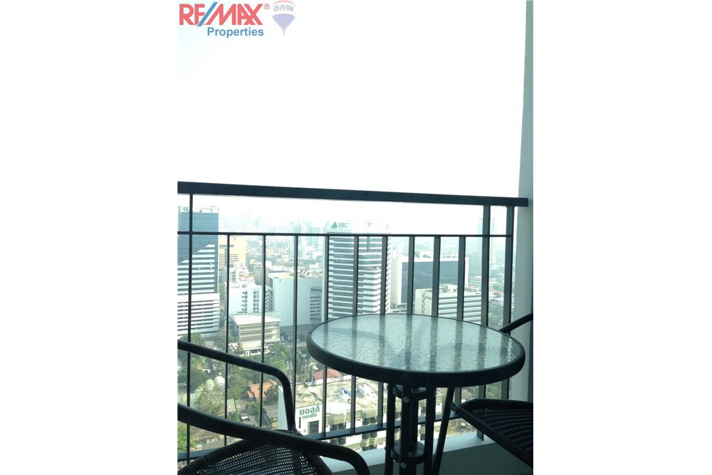 RE/MAX Properties Agency's RENT 1 Bedroom 28 Sq.m at Aspire Rama 4 9