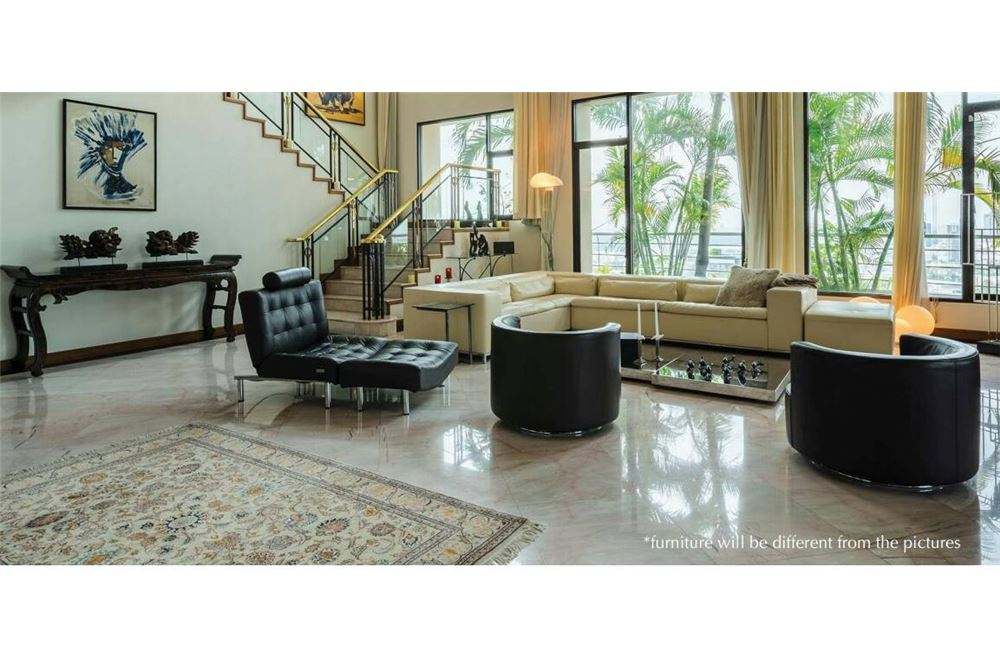 RE/MAX Executive Homes Agency's Penthouse / for rent / in Sathorn area 1