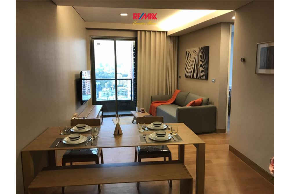 RE/MAX Executive Homes Agency's 2 BEDROOM / FOR SALE / WITH TENANT LUMPINI 24 4