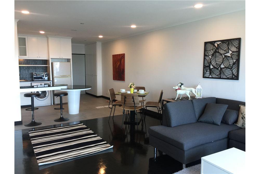 RE/MAX Executive Homes Agency's Spacious 2 Bedroom for Sale Sathorn Garden 2