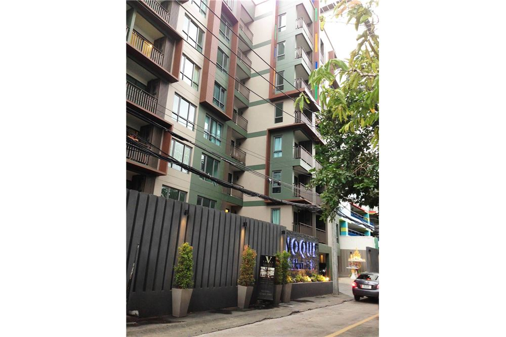 RE/MAX Executive Homes Agency's 2 Bedrooms For Sale with Tenant Voque Sukhumvit 31 12