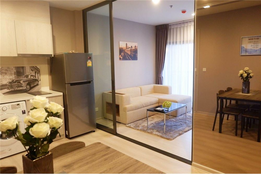 RE/MAX Properties Agency's RENT Life Sukhumvit 48 1BED 39SQM. 5