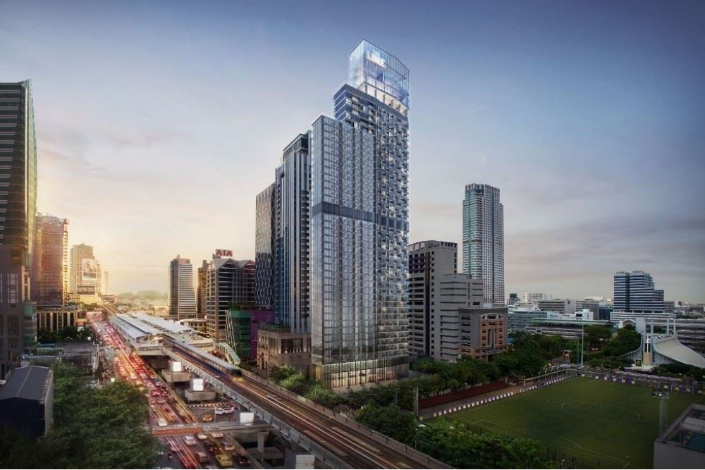 RE/MAX Executive Homes Agency's Off Plan 2 Bedroom for Sale Line Sathorn 1