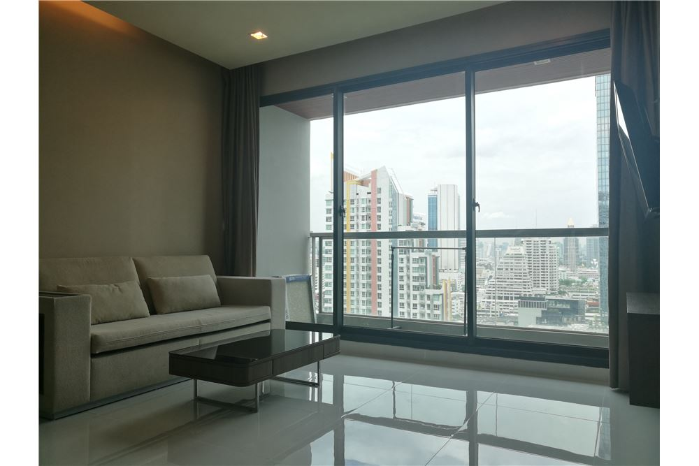 RE/MAX Executive Homes Agency's Spacious 1 Bedroom for Rent Address Sathorn 1
