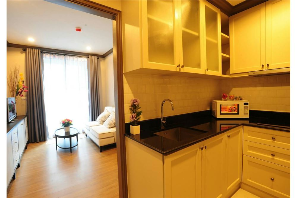 RE/MAX Properties Agency's The Reserve - Kasemsan 3  1Bedroom for sale tenant 4