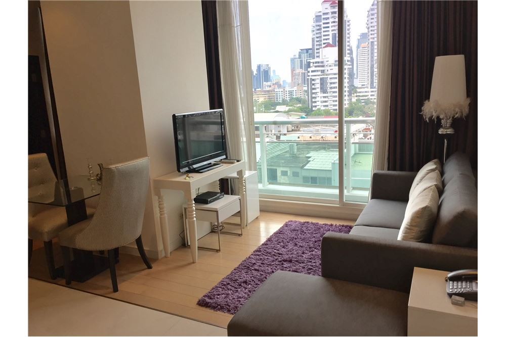 RE/MAX Executive Homes Agency's Stunning 1 Bedroom for Rent Eight Thonglor 1