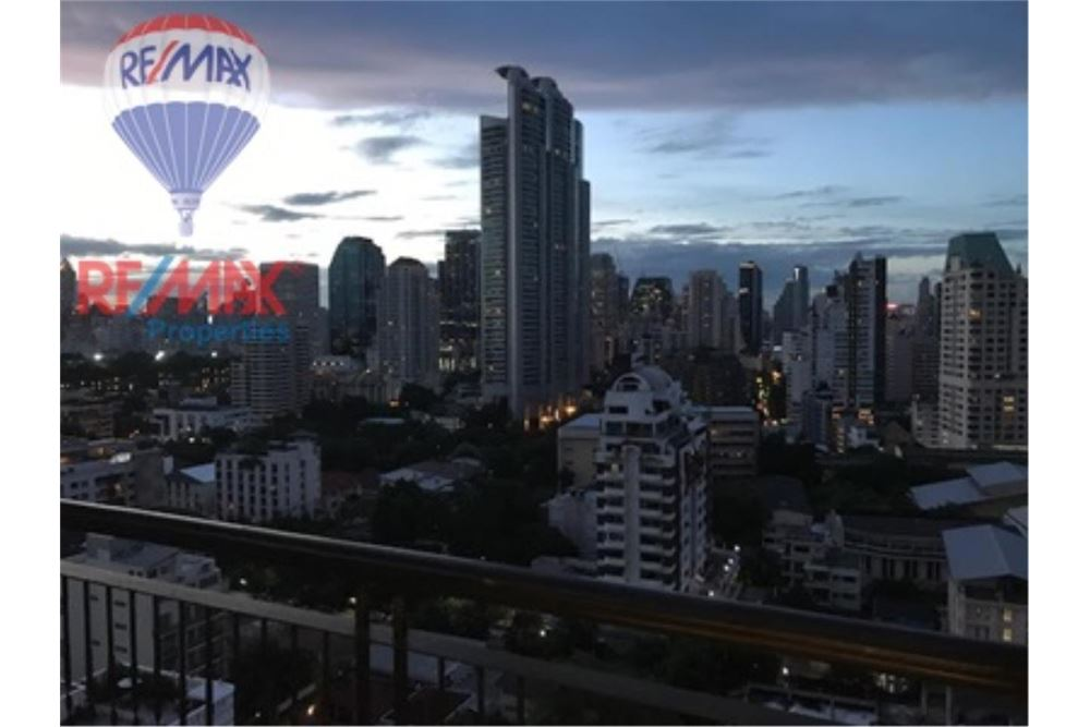 RE/MAX Properties Agency's FOR RENT AGUSTON SUKHUMVIT 22 55 SQM 1 BED 16