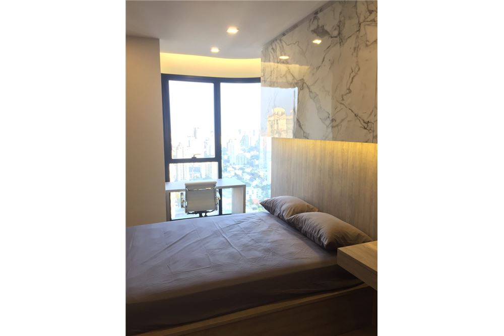 RE/MAX Properties Agency's For rent Ashton Asoke 1 Bed 35 sqm 3