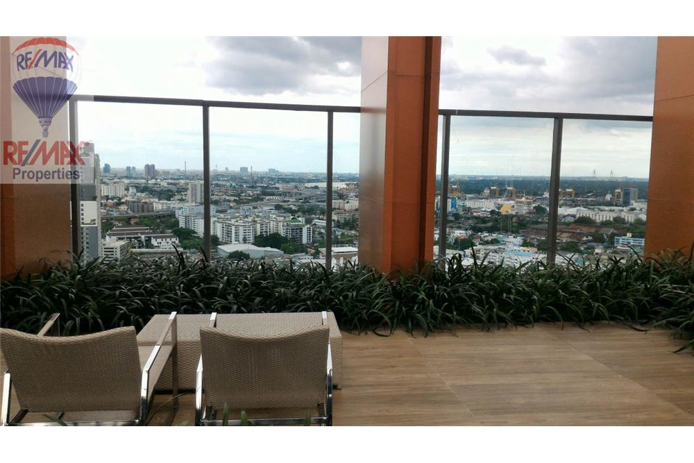 RE/MAX Properties Agency's FOR RENT The Room Sukhumvit 69 2BED 82SQM. 4