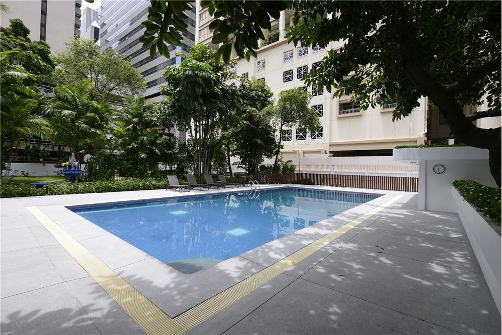 RE/MAX Executive Homes Agency's Pet Friendly 2 Bedrooms For Rent On Asoke Area 10