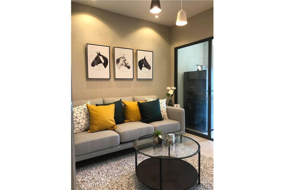RE/MAX Properties Agency's brand new 1bedroom for rent Life Sukhumvit 48 2