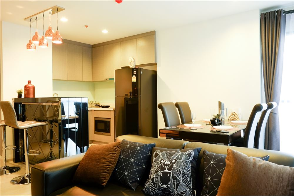 RE/MAX Executive Homes Agency's Rhythm Sukhumvit 36-38 / For Rent !! 1