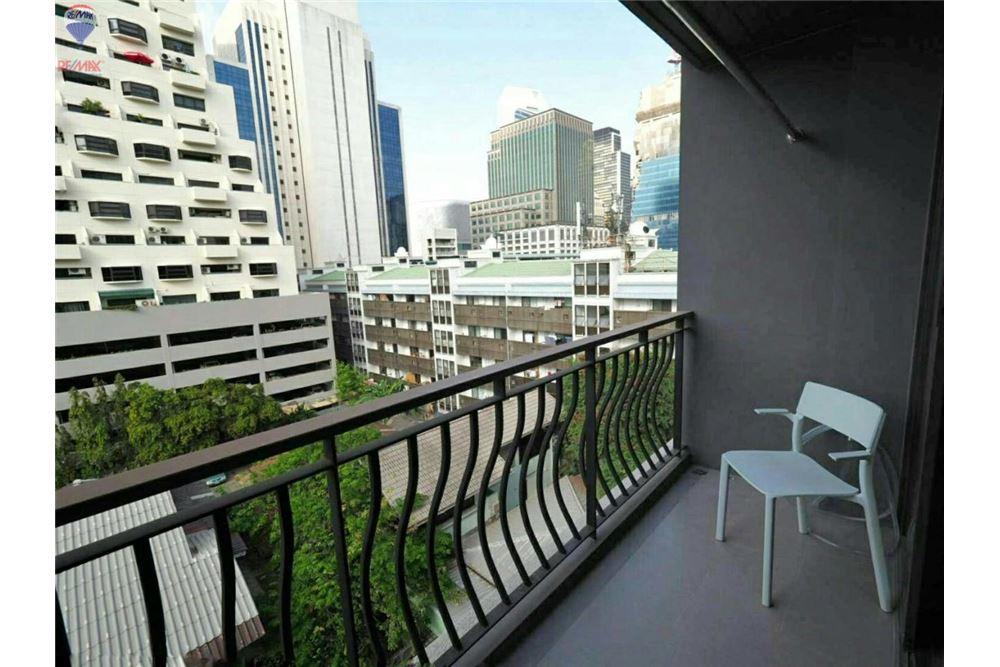 RE/MAX Properties Agency's FOR RENT  KLASS CONDO LANGSUAN  2BED 72.1SQM 1