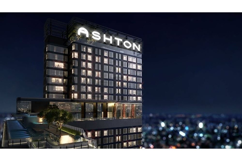 RE/MAX Executive Homes Agency's Ashton Asoke 1 Bedroom for Sale 1