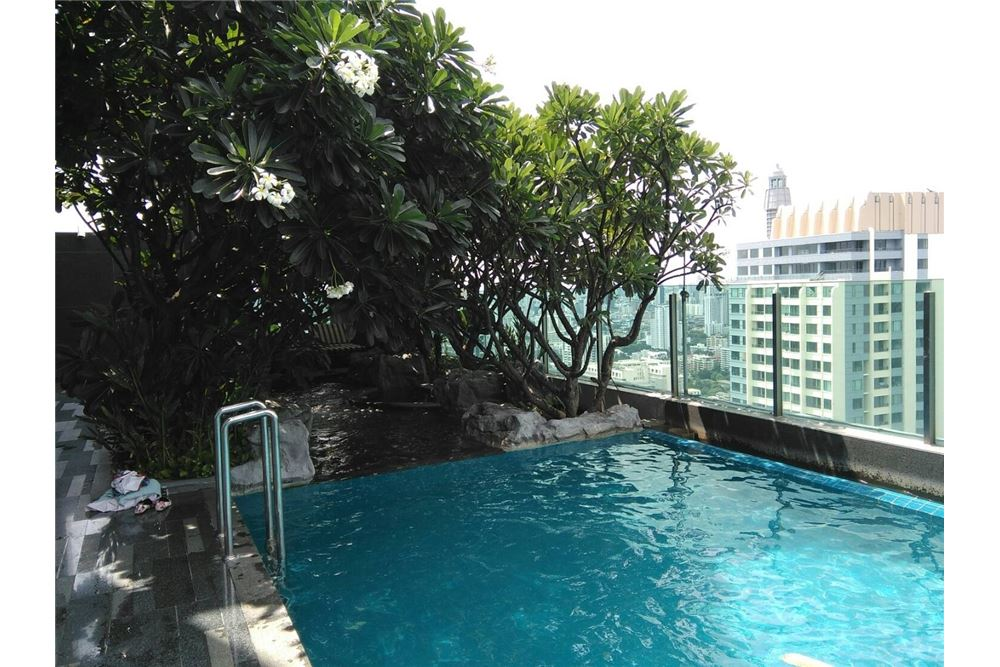 RE/MAX Executive Homes Agency's The Address Asoke  / 1 Bedroom / For Rent 13