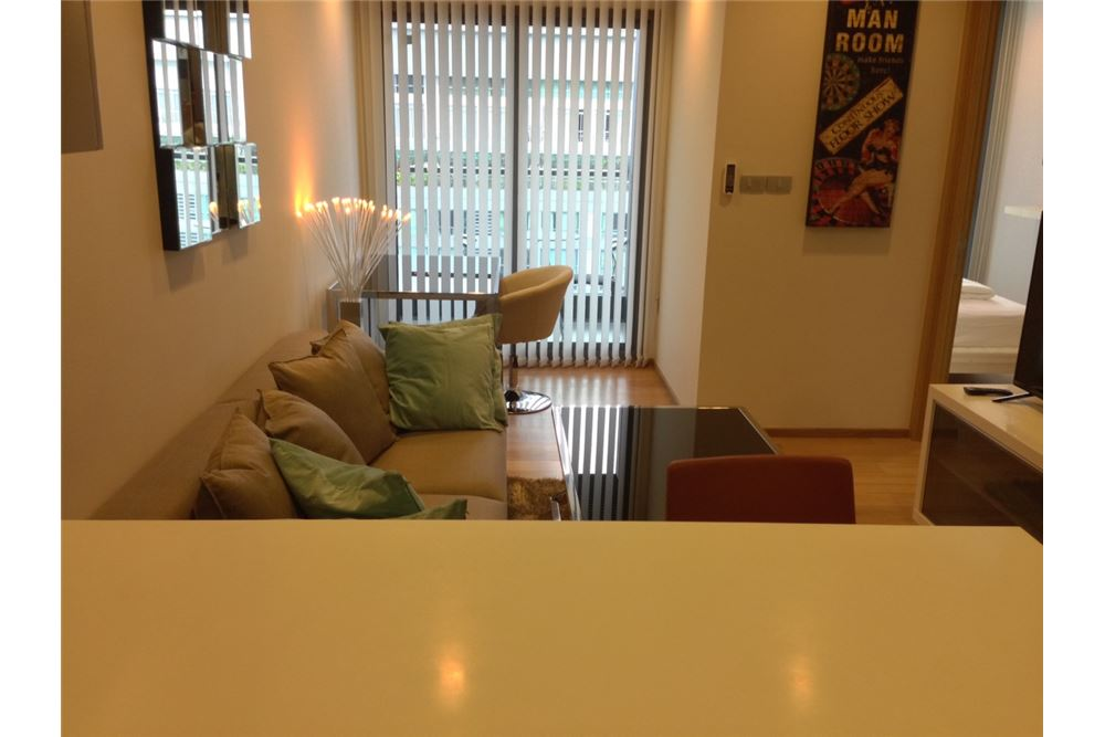RE/MAX Properties Agency's RENT Hyde Sukhumvit 13 1BED 50SQM. 4