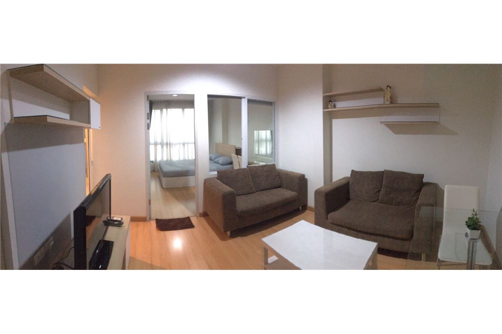 RE/MAX Properties Agency's Sale Life @ Ratchada - Suthisan 1bedroom near MRT 1