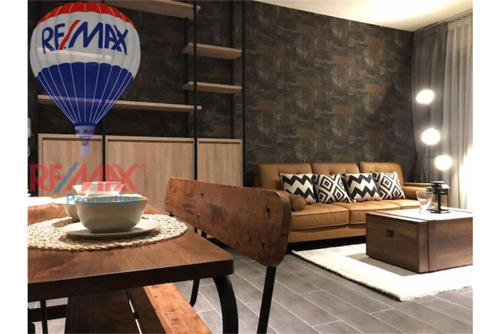 RE/MAX Properties Agency's FOR RENT THE LOFTS EKKAMAI 2BED 61SQM 6