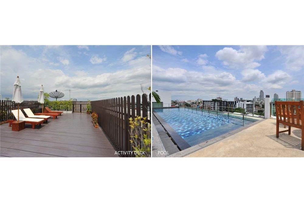 RE/MAX Properties Agency's RENT Click Condo Sukhumvit 65 1BED 35SQM. 9