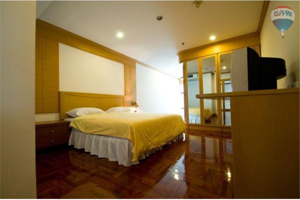 RE/MAX Properties Agency's GM Tower Apartment for Rent, Bangkok 7