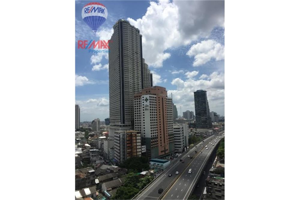 RE/MAX Properties Agency's FOR SALE NOBLE REVO SILOM 65.8 SQM 2 BEDS 2