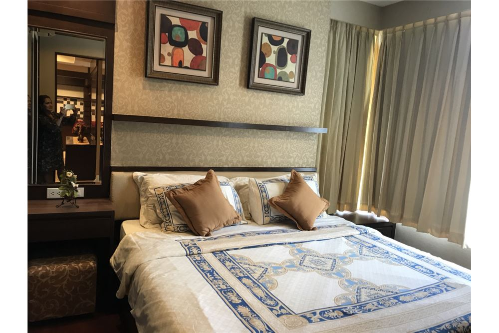 RE/MAX Executive Homes Agency's Hampton Thonglor / 2 Bedrooms / For Rent / 55K 5