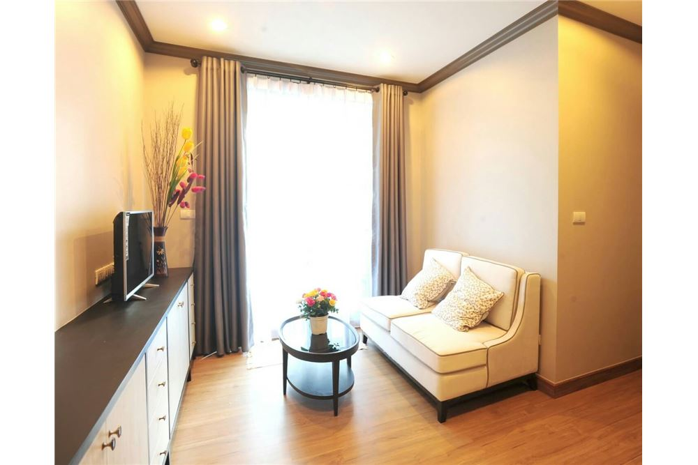 RE/MAX Properties Agency's The Reserve - Kasemsan 3  1Bedroom for sale tenant 1