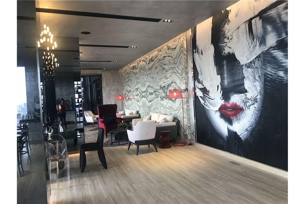 RE/MAX CASA Agency's Rent Condo The Line Asoke-Ratchada 1 Bedroom 14